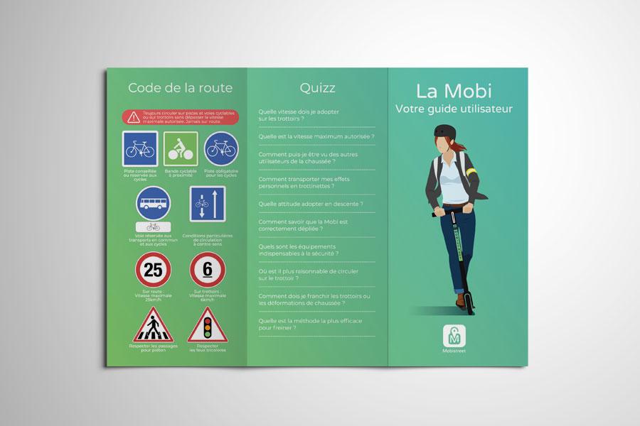 guide utilisateur mobistreet