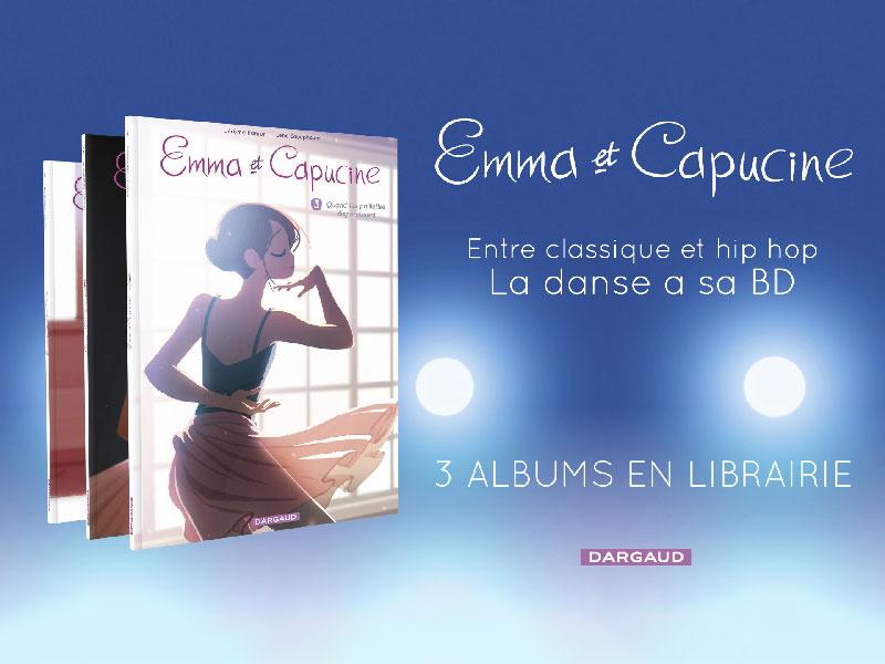 Emma et Capucine - publicité TV