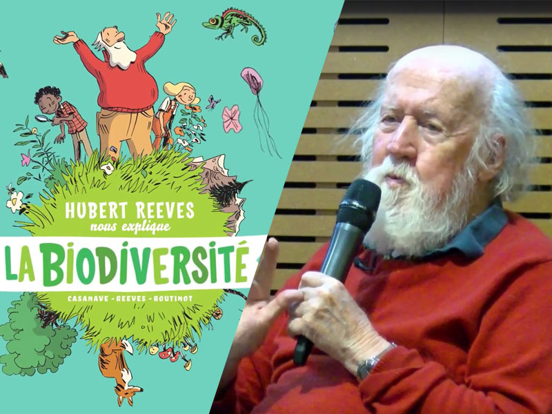 Interview - Hubert Reeves