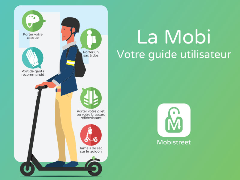 Mobistreet - guide utilisateur