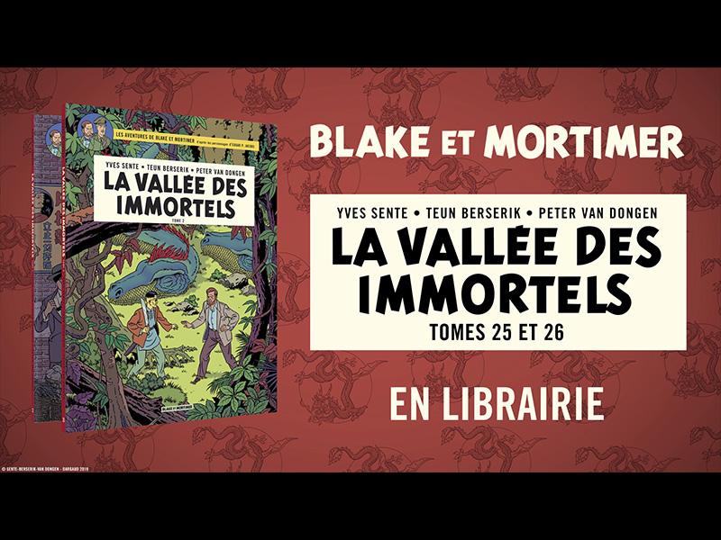 Blake et Mortimer - Bande annonce